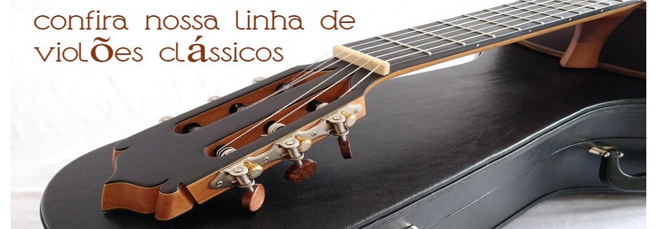 Carlinhos Luthier - Violões