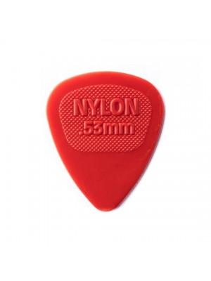 Palheta Dunlop nailon 0,53  mm