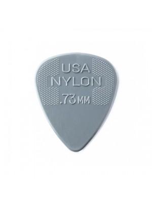 Palheta Dunlop nailon 0,73 mm