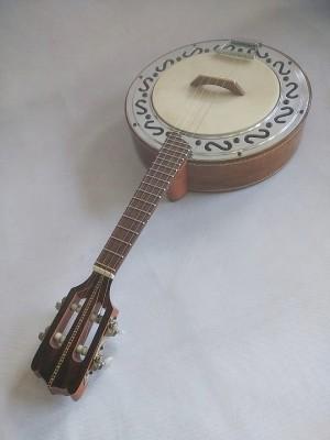Banjo n°1 de Imbuia (45 a 60 DIAS  ÚTEIS PARA CONTRUÇÃO) **FAVOR, OLHAR A DESCRIÇÃO**