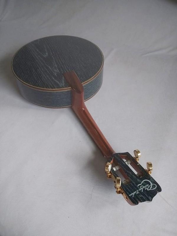 Banjo laminado em dark blue, edição limitada (45 a 60 DIAS  ÚTEIS PARA CONTRUÇÃO) **FAVOR, OLHAR A DESCRIÇÃO**