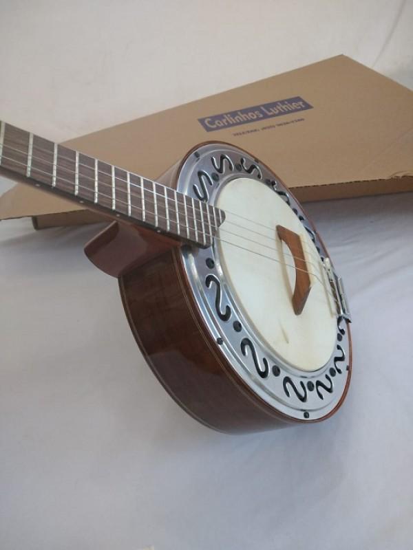 Banjo n°1 de Imbuia (45 a 60 DIAS  ÚTEIS PARA ENVIO)