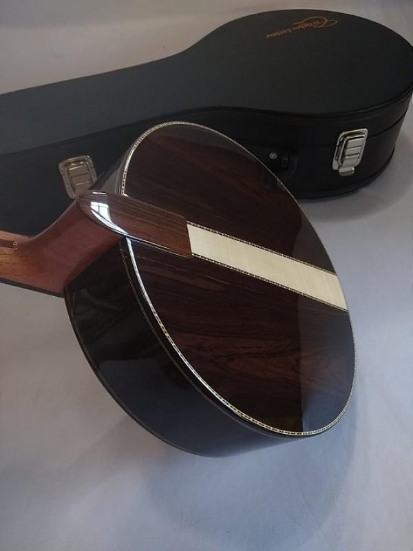 Banjo n°3 de Jacarandá com prato cromado (45 A 60 DIAS ÚTEIS PARA ENVIO)